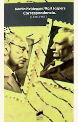 Papel MARTIN HEIDEGGER/KARL JASPERS CORRESPONDENCIA (1920-1963)