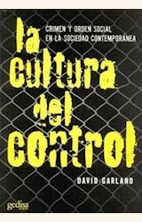Papel CULTURA DEL CONTROL, LA