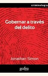 Papel GOBERNAR A TRAVÉS DEL DELITO