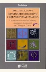 Papel IMAGINARIO COLECTIVO Y CREACION MATEMATICA