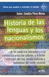 Papel HISTORIA DE LAS LENGUAS Y LOS NACIONALISMOS