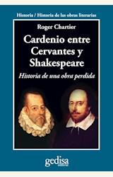 Papel CARDENIO ENTRE CERVANTES Y SHAKESPEARE