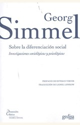 Papel SOBRE LA DIFERENCACION SOCIAL