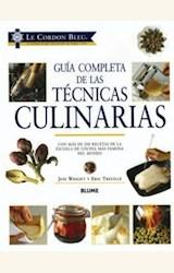 Papel GUIA COMPLETA DE LAS TECNICAS CULINARIAS