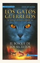 Papel LOS GATOS GUERREROS III - LOS CUATRO CLANES -