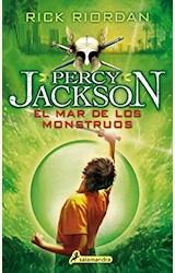 Papel PERCY JACKSON EL MAR DE LOS MONSTRUOS (NUEVA EDICION)