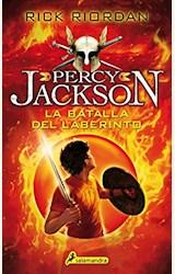 Papel PERCY JACKSON LA BATALLA DEL LABERINTO