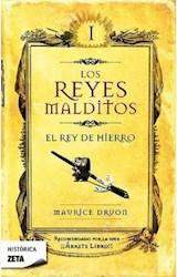 Papel LOS REYES MALDITOS- EL REY DE HIERRO