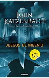 Papel JUEGOS DE INGENIO