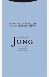Papel SOBRE EL DESARROLLO DE LA PERSONALIDAD OBRA COMPLETA JUNG VOLUMEN 17