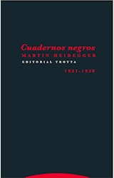 Papel CUADERNOS NEGROS 1931 - 1938
