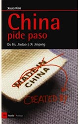 Papel CHINA PIDE PASO