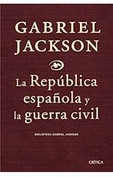 E-book La República española y la guerra civil