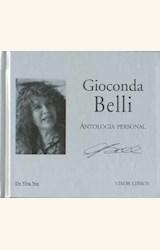 Papel ANTOLOGIA PERSONAL C/CD (GIOCONDA BELLI)