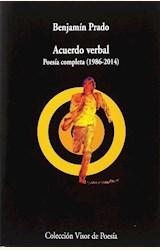 Papel ACUERDO VERBAL - POESÍA COMPLETA (1986-2014)