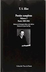 Papel POESÍAS COMPLETAS VOL. I (1909-1962)