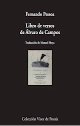 Papel LIBRO DE VERSOS DE ÁLVARO DE CAMPOS
