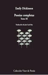 Papel POESÍAS COMPLETAS. TOMO III