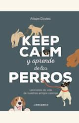 Papel KEEP CALM Y APRENDE DE LOS PERROS