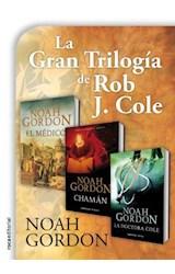 E-book La gran trilogía de Rob J. Cole