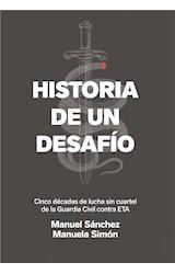 E-book Historia de un desafío