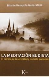 Papel LA MEDITACION BUDISTA