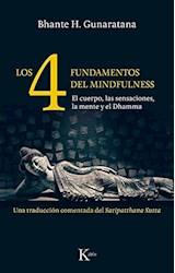 Papel LOS 4 FUNDAMENTOS DEL MINDFULNESS