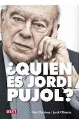 E-book ¿Quién es Jordi Pujol?