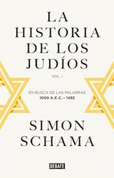 Papel LA HISTORIA DE LOS JUDÍOS VOL. I