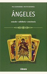 Papel ANGELES - LIBRO + CARTAS