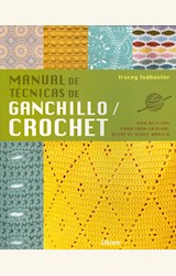 Papel MANUAL DE TECNICAS DE GANCHILLO / CROCHET