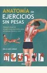 Papel ANATOMIA DE EJERCICIOS SIN PESAS