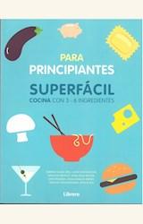 Papel SUPERFÁCIL COCINA PARA PRINCIPIANTES
