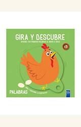 Papel GIRA Y DESCUBRE: PALABRAS