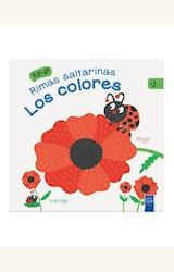 Papel RIMAS SALTARINAS: LOS COLORES
