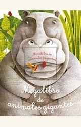 Papel MEGALIBRO DE ANIMALES GIGANTES