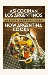 Papel ASÍ COCINAN LOS ARGENTINOS/ HOW ARGENTINA COOKS