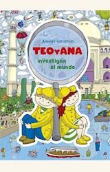 Papel TEO Y ANA INVESTIGAN EL MUNDO