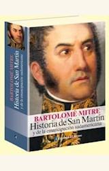 Papel HISTORIA DE SAN MARTIN Y DE LA EMANCIPACION SUDAMERICANA