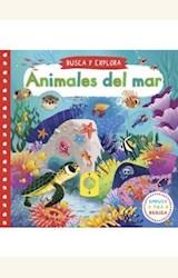 Papel BUSCA Y EXPLORA: ANIMALES DEL MAR