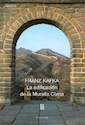 Libro La Edificacion De La Muralla China