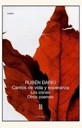 Papel CANTOS DE VIDA Y ESPERANZA/ LOS CISNES/ OPTROS POEMAS 4/06