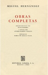 Papel OBRAS COMPLETAS (HERNANDEZ)