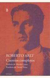 Papel CUENTOS COMPLETOS (ARLT)