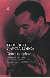 Papel TEATRO COMPLETO (GARCIA LORCA)