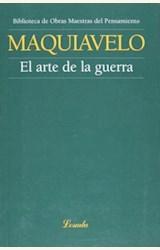 Papel ARTE DE LA GUERRA, EL (MAQUIAVELO)