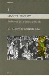 Papel EN BUSCA DEL TIEMPO PERDIDO VI. ALBERTINE DESAPARECIDA