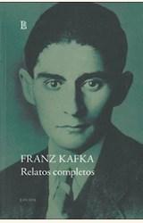 Papel RELATOS COMPLETOS (KAFKA)