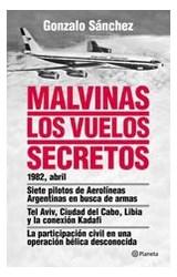 E-book Malvinas. Los vuelos secretos