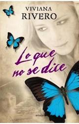 E-book Lo que no se dice
